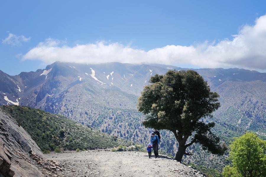 góry kreta lefka ori006
